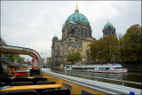 From a boat trip on the river Spree......