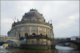 The Bode Museum seen from the river......