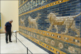 Detail from the Ishtar Gate,Babylon.....
