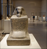 Egyptian Sculpture,Neues Museum......