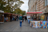 Saturday art market,Berlin.......