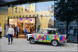Colourful Trabant.......