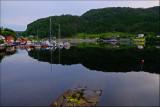 07  From Leirvik harbour......