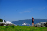 03 Arnt Helge and the ferry Oppedal-Lavik.....