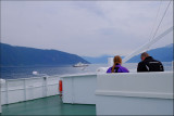 29. On the ferry to Vangsnes.....