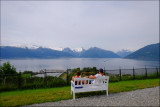 32. View from the Fridthjofpark,Vangsnes.....