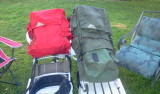 Kelty Serac Backpack ( On Right )
