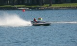Hydroplane Racing On Chelan