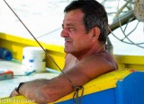 Fisherman in Marsaxlokk, Malta