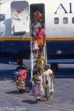 Arriving on Air Nauru