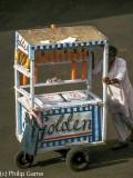 Ice cream vendor, Jaipur