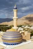 Main mosque at Nizwa