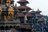 Early morning in Durbar Square