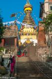 Swayambhu Stupa, Kathmandu