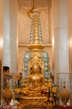 Inside Wat Saket