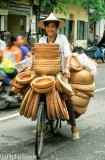 Bicycles transport absolutely everything