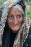 Old woman, Armenia