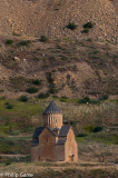 Lonely church near Noravank