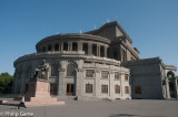 The Opera House, a Yerevan landmark
