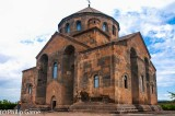 Church of St Hripsime at Echmiadzin
