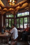Yu Gardens' most favoured tea house