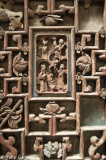 Nanping: carved wooden blocks