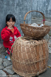 Chengkan: village girl