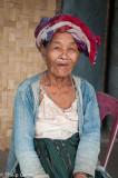 Village woman on Don Khone, Siphandon, Laos