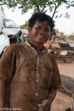 Rural mechanic, Cambodia