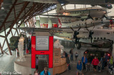 Main hall of the National Cold War Exhibition