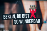 Brewery slogan: Berlin, you're so wonderful