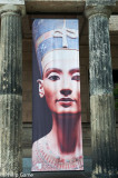 Queen Nefertiti of Egypt at the Neues Museum