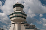 Control tower at Tegel Airport