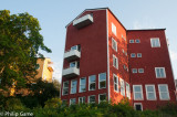 Another typical apartment block