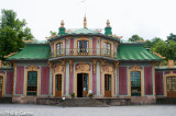 The Chinese Pavilion at Drottningholm