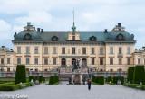 Landscaped palace gardens at Drottningholm