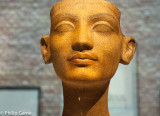 Egyptian bust - Queen Nefertiti again?
