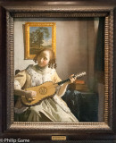 The Guitar Player, by Vermeer