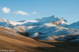 Trackside views at 4500+ metres