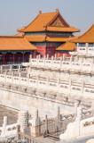 Marble terraces, Forbidden City
