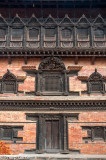 Fine woodwork of the Palace of 55 Windows