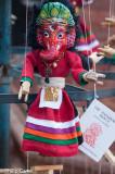 Ganesha in marionette form