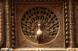 The famous Peacock Window
