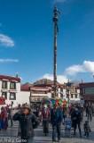 Near the Jokhang Temple, Lhasa