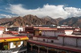From the roof of the Jokhang Temple