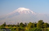 Mt Ararat, symbol of the nation, now lies inside Turkey