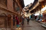 Back lanes of Bhaktapur