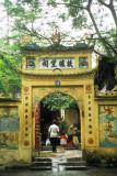 Old quarter west of Hoan Kiem Lake