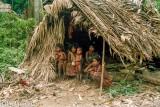 Shelter for a Sakai family