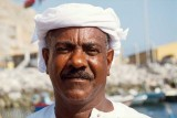 Fisherman at Khasab, Musandam